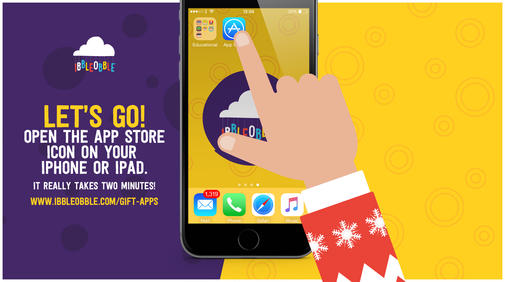 How to gift an App in the App Store | Ibbleobble