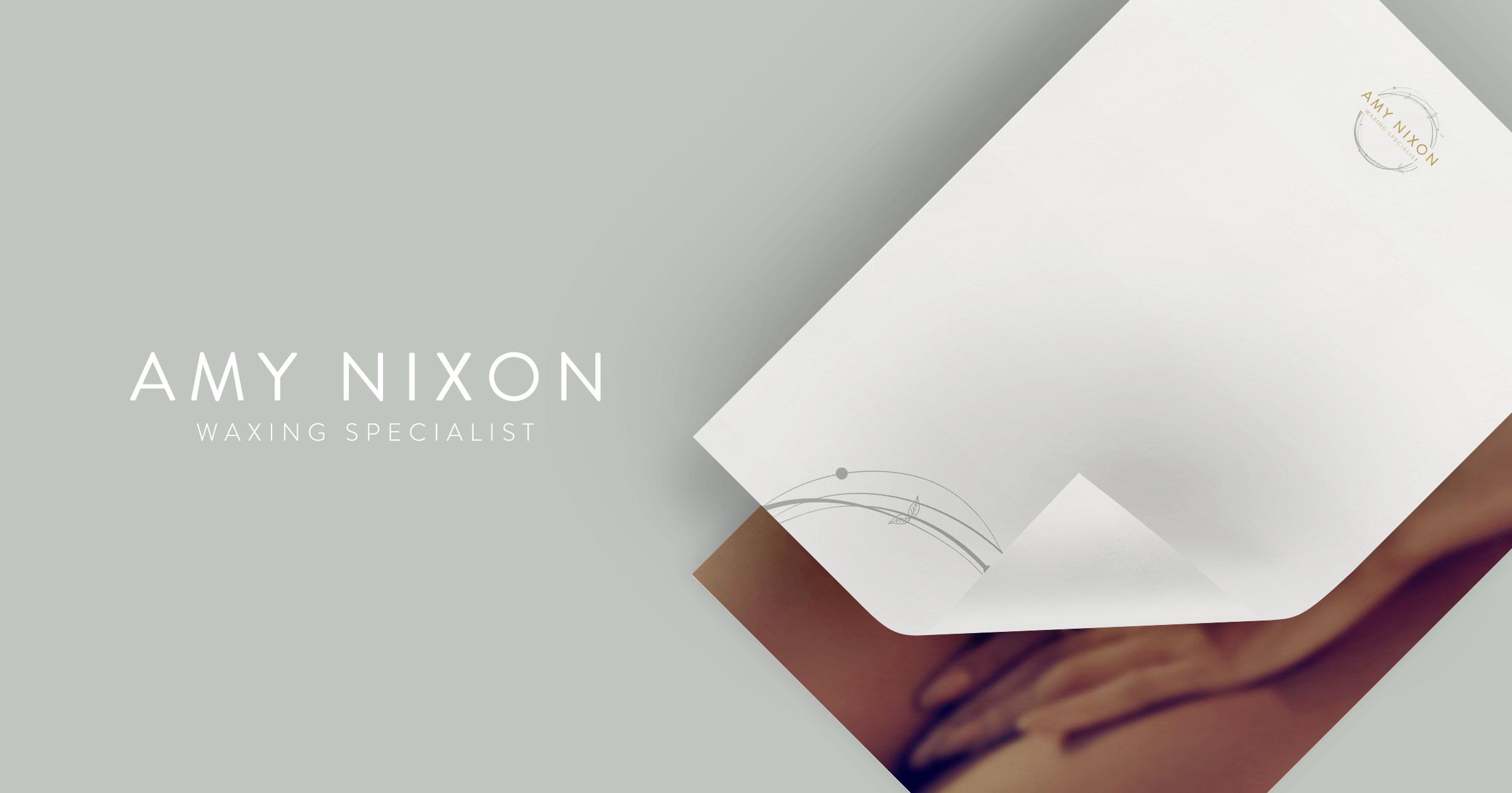 Amy Nixon letterhead
