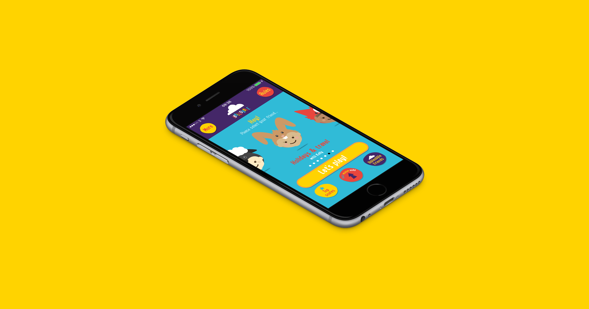 Latest work | Ibbleobble Award-winning educational Apps