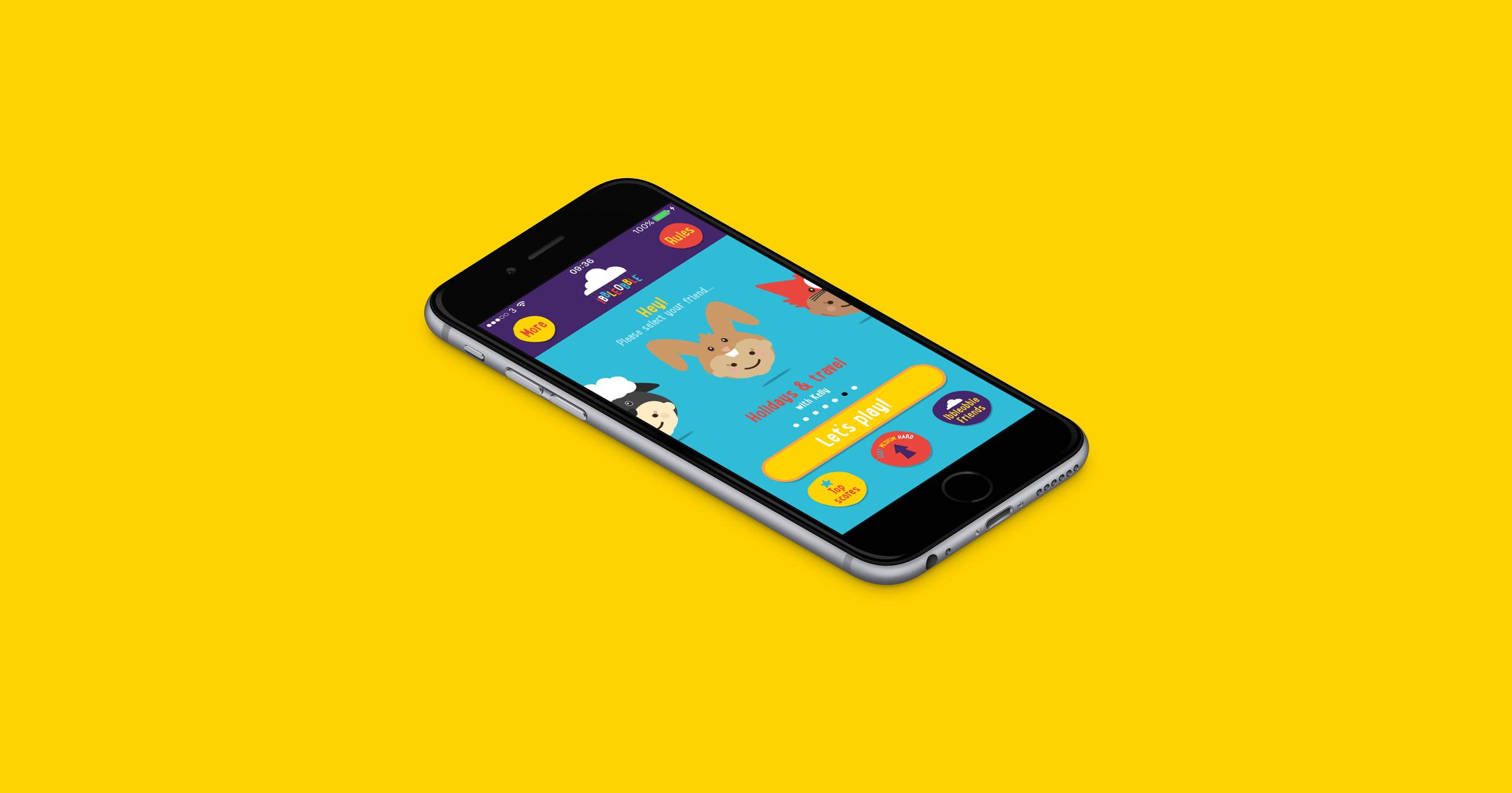 Ibbleobble Award-winning educational Apps