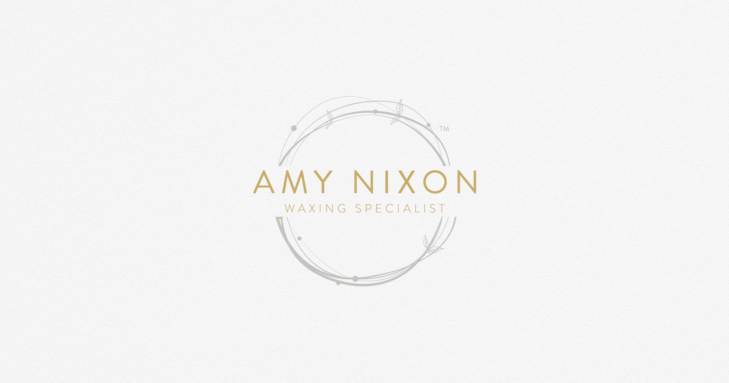 Amy Nixon logo