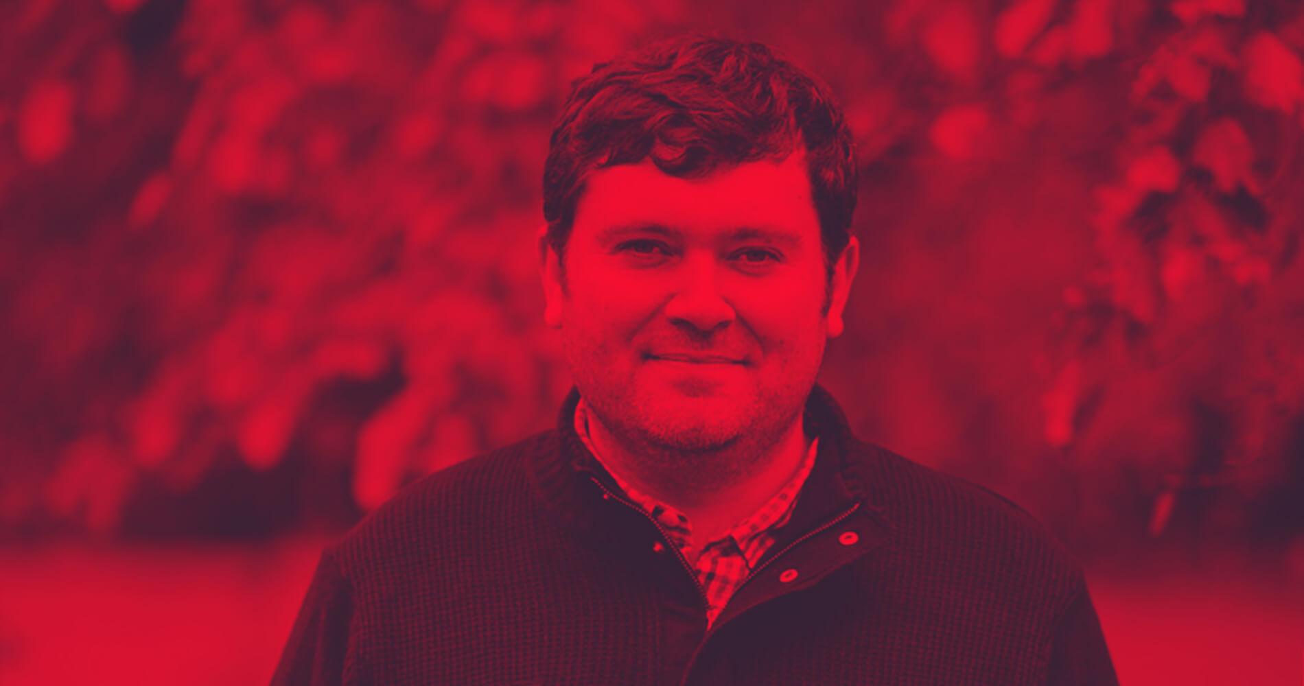 Senior Designer & Developer Mike Kidd