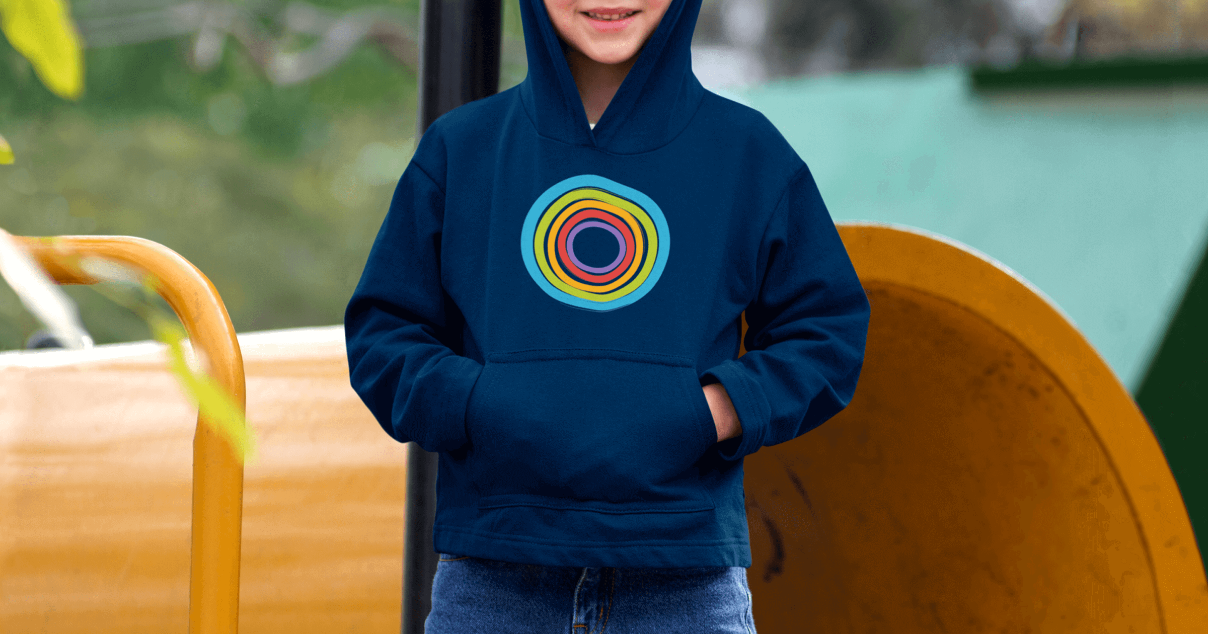 The First School hoody