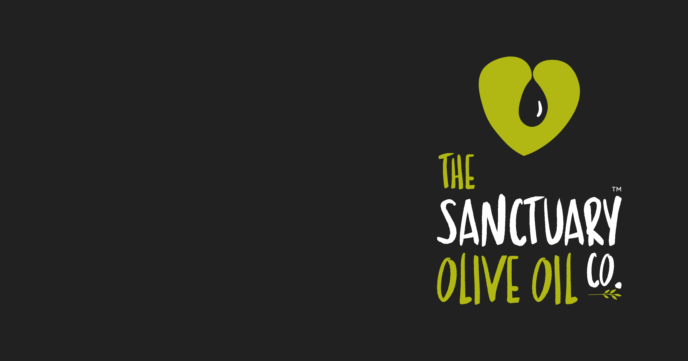 The Sanctuary Olive Oil Co. brand