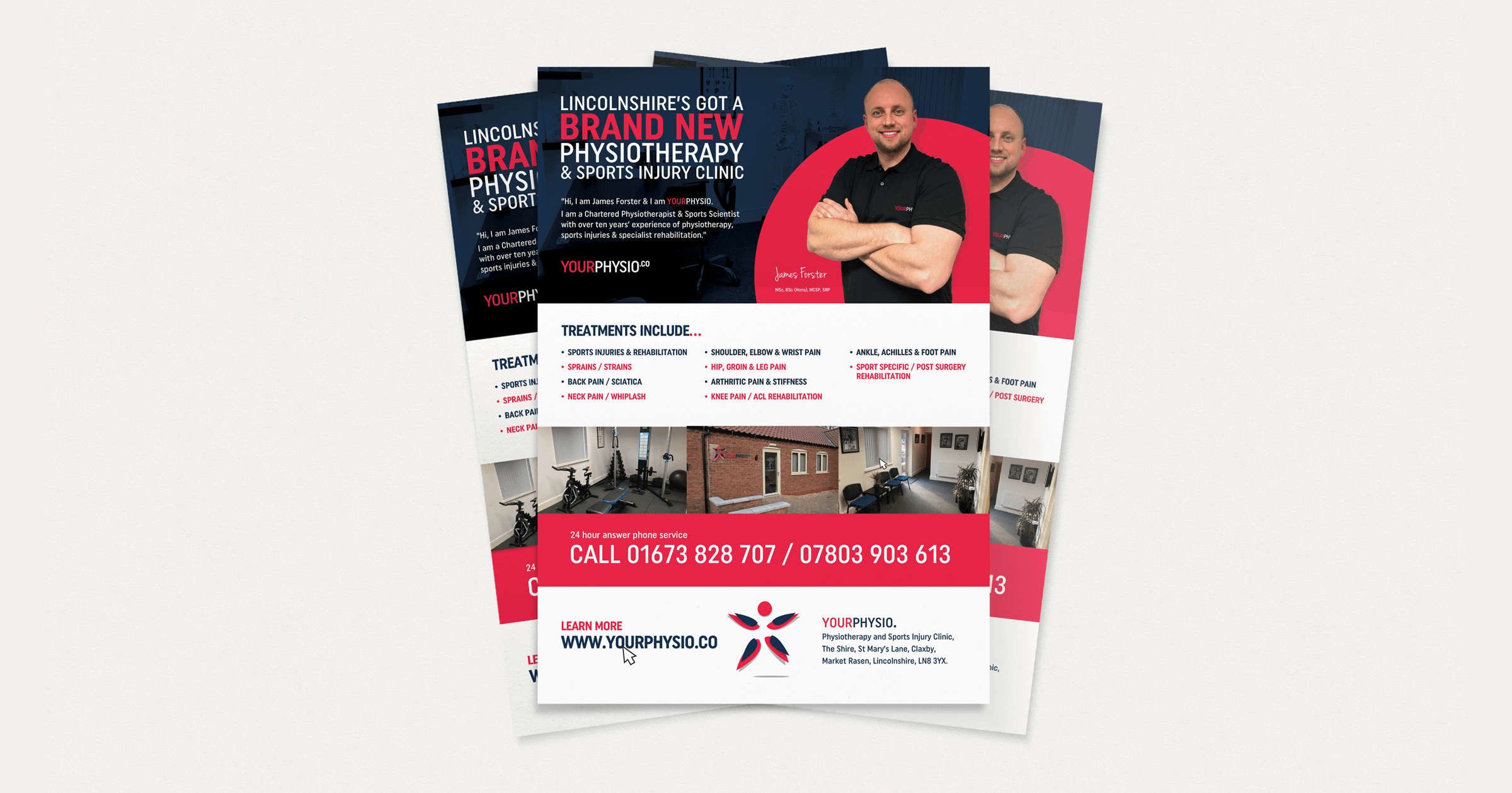 Your Physio leaflets