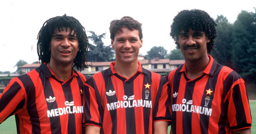 KidDotCo - Top 10 best football shirts ever - AC Milan