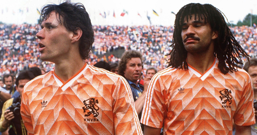 KidDotCo - Top 10 best football shirts ever - Holland