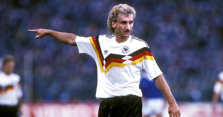 KidDotCo - Top 10 best football shirts ever - West Germany
